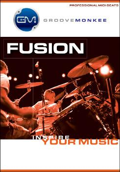 Groove Monkee Fusion MIDI Drum Loops