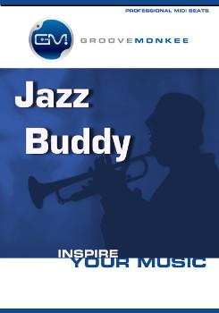 Groove Monkee Jazz Buddy MIDI Drum Loops