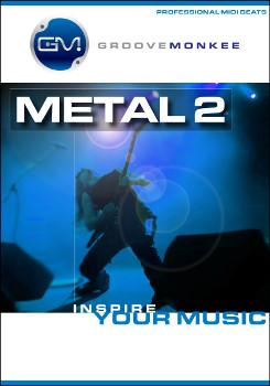 Metal MIDI Drum Loops