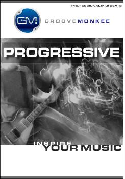 Groove Monkee Progressive MIDI Drum Loops