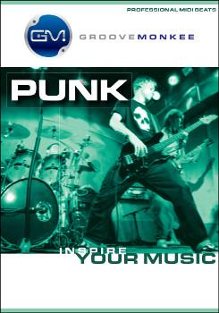 Punk MIDI Drum Loops
