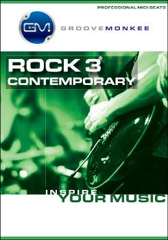 Groove Monkee Contemporary Rock MIDI Loops