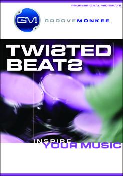 Groove Monkee Twisted MIDI Drum Loops