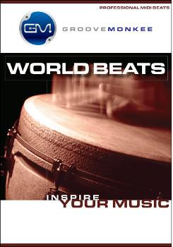 Groove Monkee World Beats MIDI Drum Loops