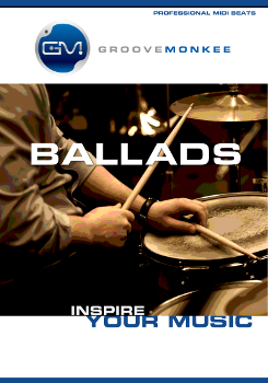 Ballad MIDI Drum Loops