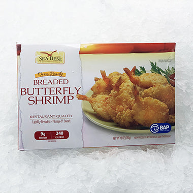 Sea Best Breaded Butterfly Shrimp