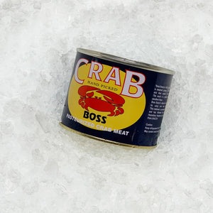 Boss Crab Meat, Lump