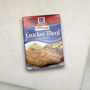 Cracker Meal Seafood Fry Mix