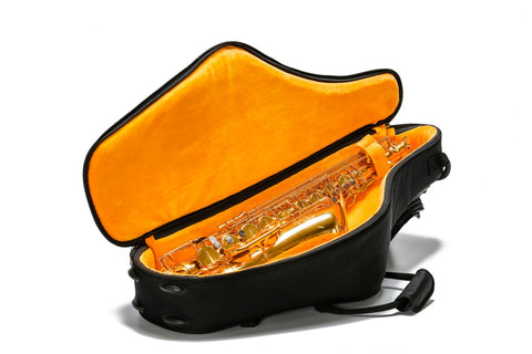 BROPRO Tenor saxophone gig bag with colorful pocket - Orchestra Style - GB701C