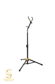 Hercules DS730BB High Alto or Tenor Sax Stand - Auto Grip System