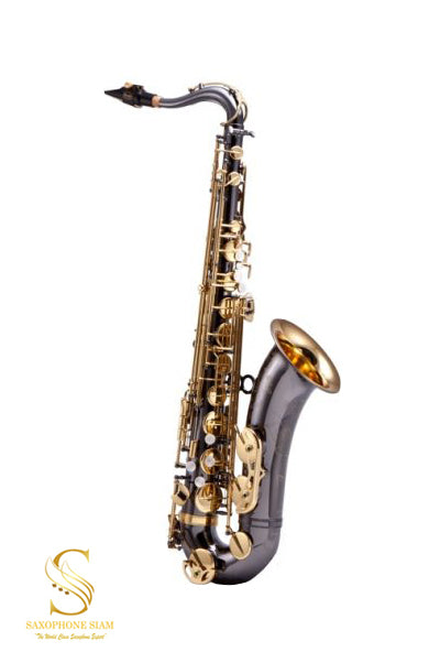 KEILWERTH SX90R JK3400-5B-0 TENOR SAXOPHONE - BLACK NICKEL PLATED/GOLD KEYS