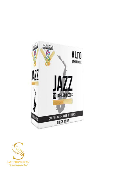 Marca Jazz Unfiled Alto Saxophone Reed