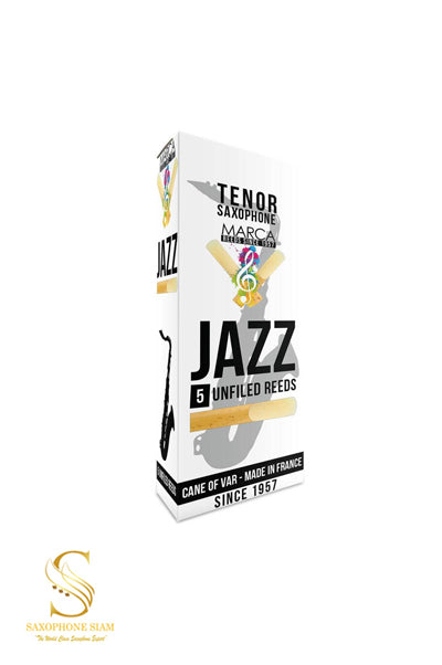 Marca Jazz Unfiled Tenor Saxophone Reed
