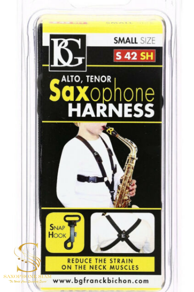 BG Alto/Tenor Saxophone Strap (Harness for Child) S42SH