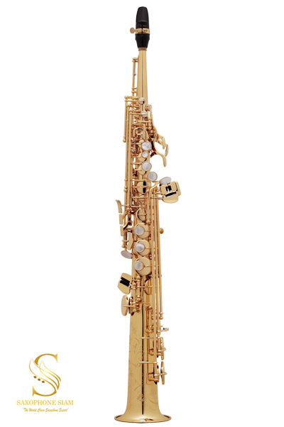 Selmer Paris Super Action 80 Series II B-flat Soprano Saxophone