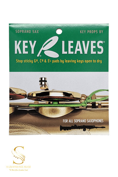 Key Leaves Soprano Sax Key Props