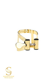 Vandoren M/O Alto Sax (Gold Finish) Ligature