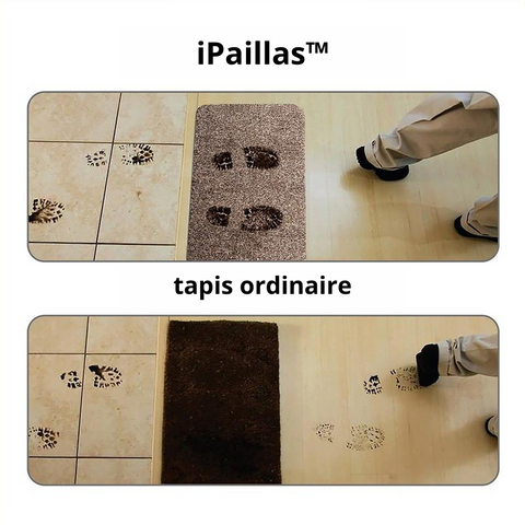iPaillas™ - Paillasson Absorbant