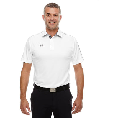 Under Armour Tech Polo - Forest River Apparel