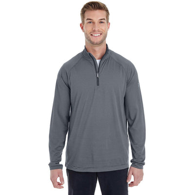 Under Armour Tech Stripe 1/4  Zip - Forest River Apparel