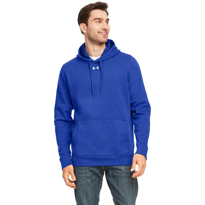 Under Armour Hustle Fleece Hoody - Forest River Apparel