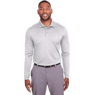 Under Armour Corporate Long-Sleeve Performance Polo - Forest River Apparel