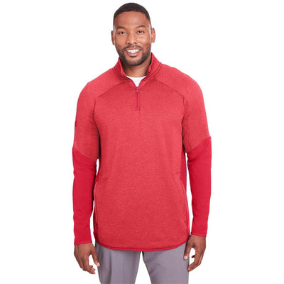 Under Armour Qualifier Hybrid Corporate 1/4 Zip - Forest River Apparel