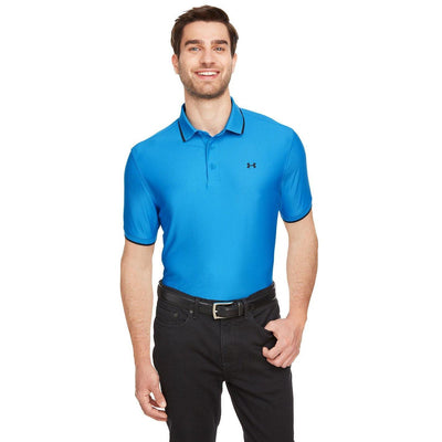 NEW Under Armour Playoff Pique Polo - Forest River Apparel