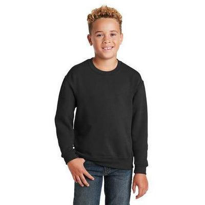 JERZEES® - Youth NuBlend® Crewneck Sweatshirt - Forest River Apparel