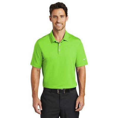 Nike Dri-FIT Vertical Mesh Polo - Forest River Apparel