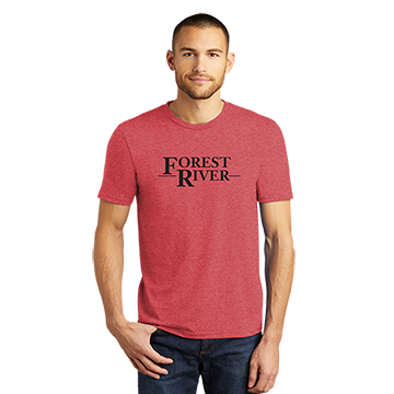 District ® Perfect Tri ® Tee - Forest River Apparel