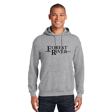 Gildan® - Unisex Heavy Blend™ Hooded Sweatshirt - Forest River Apparel