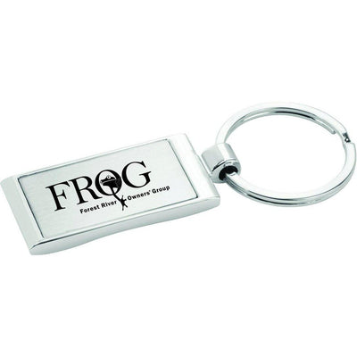 Wave Key Ring - Forest River Apparel