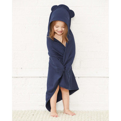 Rabbit Skins - Terry Cloth Hooded Towel with Ears - Forest River Apparel