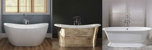 Choosing The Right Material For Freestanding Tubs