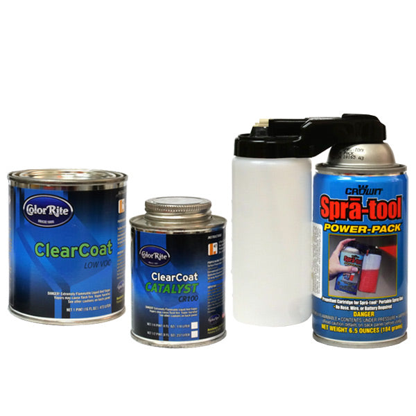 Aerosol KK7 Urethane Clear Kit
