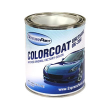 Load image into Gallery viewer, Magenta Gray Pearl / Pewter Blue Pearlcoat A87 for Mitsubishi