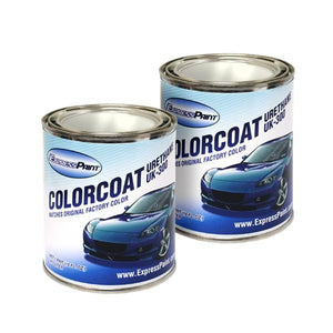 Satin White Mica 3ct BS2 (37J) Two Tone for Subaru