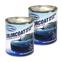 Load image into Gallery viewer, Satin White Mica 3ct 4V8 (37J) Two Tone for Subaru