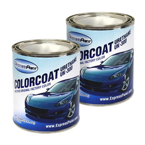 White Forest Pearl 3ct 3Z9 (Two Tone) for Subaru