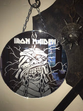 Load image into Gallery viewer, Iron Maiden Heavy Metal Mirror