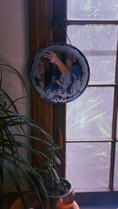 Enter tha Dragon 2 Decorative Mirror
