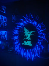 Load image into Gallery viewer, Black Light Sabbath Mirror