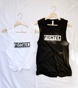Muscle Tee | Fighter