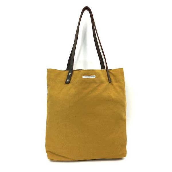 Day Tote | Mustard