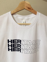 Load image into Gallery viewer, Heritage Tee | White