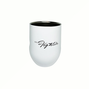 Beautiful Fighter Travel Mug
