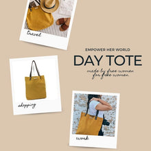 Load image into Gallery viewer, Day Tote | Mustard
