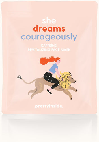 Face Mask | She Dreams Courageously
