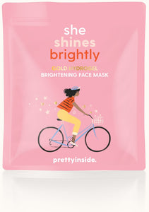 Face Mask | She Shines Brightly